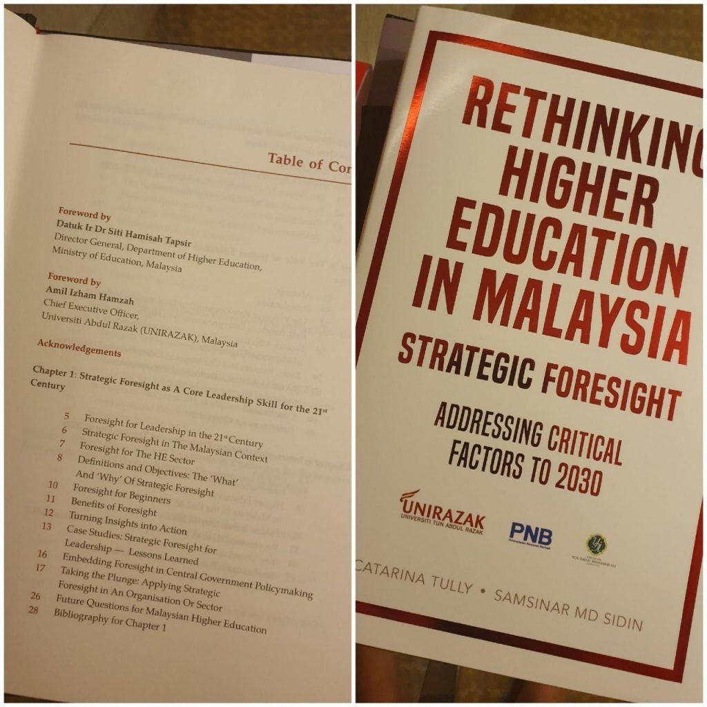 Rethinking education. Unirazak takes on the 21st century challenge