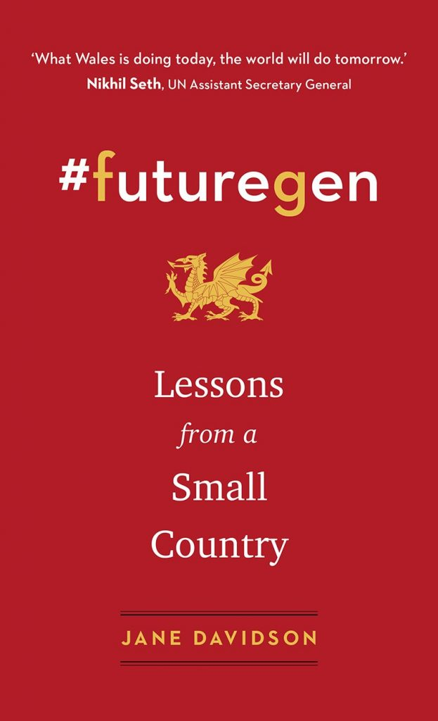 #futuregen cover Jane Davidson